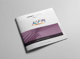 Impression brochure ACFM
