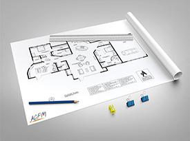 Impression plan ACFM