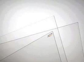 Impression plexiglass ACFM